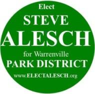 Re-Elect Steve Alesch for Warrenville Park District